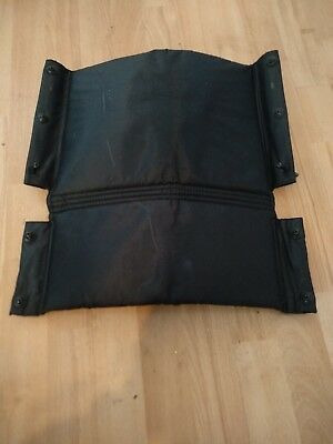 Backrest Canvas for the Days Escape Lite  Wheelchair Used Spare Replacement