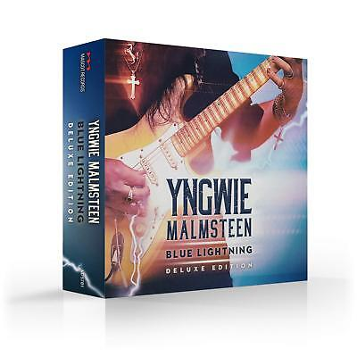 Yngwie Malmsteen - Blue Lightning (Deluxe Boxset Limited Edition)