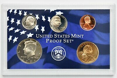 2006 S Proof State Quarter Set Gem DCam No Box or COA 5 Coins CN-Clad US Mint