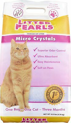Ultrapet Company Inc-litter Pearls Micro Crystals 3.5 Pound Pet Supplies Cat Supplies