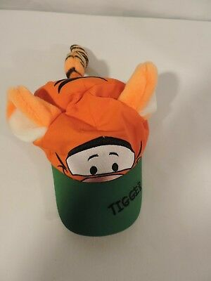 7e27b525f81 Disney  Tigger WINNIE THE POOH (Child s Baseball Cap. size  Toddler) WITH