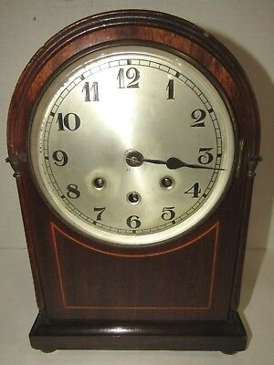 Antique Mauthe Quarter Hour Chime Bracket Clock, 8-day, key-wind