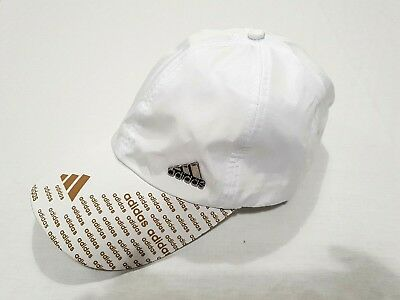 Adidas Mens Womens Baseball Cap  Sports Golf Running Training Hat Hot!! White yh