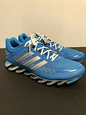 750885bb842d Adidas Springblade Drive Men s Size 13 Shoes M17312 Blue Running Course Rare