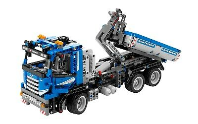 Lego 8052 Container Truck Power Funktion