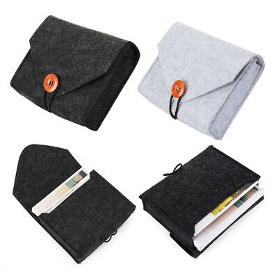USB   Wallet  ID Holder  Felt Pouch Date Cable  Mouse Earphone Storage Bag