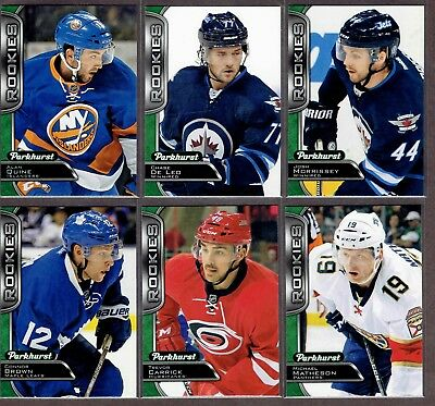 2016-17 Parkhurst Rookies *** YOU PICK FROM LIST ***