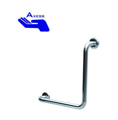 Ambulant Toilet Grab Rail Safety Rail Stainless Steel