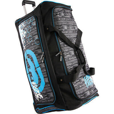 "Ecko Unltd Tagger Large 32"" Rolling Duffel Bag Travel Duffel NEW"