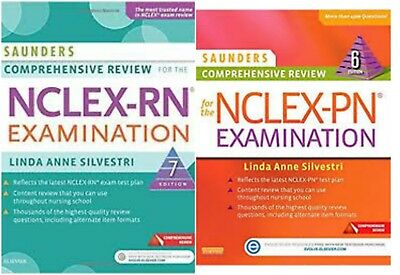 Saunders Comprehensive Review for the NCLEX-RN 7th +NCLEX-PN  Examination (PDF)