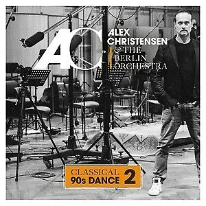 Classical 90s Dance 2 - CHRISTENSEN ALEX & THE BERLIN ORCHESTRA [CD]