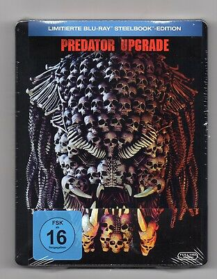Predator - Upgrade - Blu-ray Steelbook