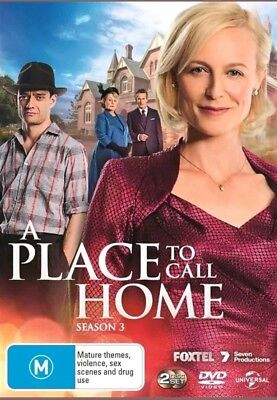 A place to call home Season 3 DVD (3 discs) R4