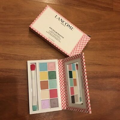 LANCOME EYE SUGAR PALLETTE LIMITED EDITION NUOVO con SCATOLA