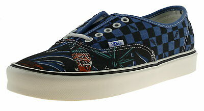 d0fea634220 VANS AUTHENTIC LITE Classic Clash Palm Trees Black ShoesMens Size ...