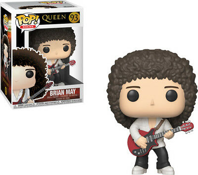 Funko Pop! Rocks: - Queen - Brian May 889698337205 (Toy Used Very Good)