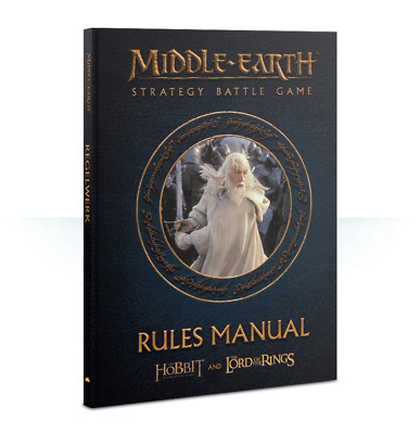 Middle-earth Rules Manual - Lord of the Rings - Games Workshop