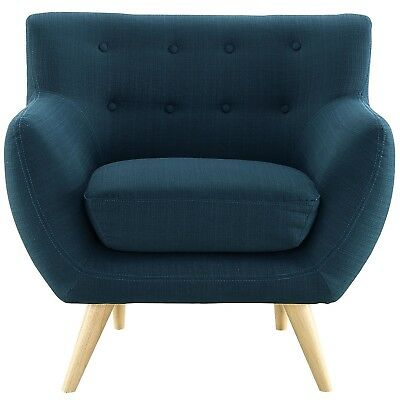 Prime Modway Remark Mid Century Modern Armchair With Upholstered Ibusinesslaw Wood Chair Design Ideas Ibusinesslaworg