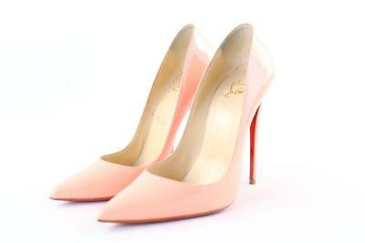 de5c27b5a021 CHRISTIAN LOUBOUTIN ANJALINA Spiked Suede Pointy Toe Pump- Voile ...