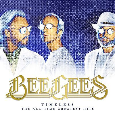 Bee Gees - Timeless - The All Time Greatest Hits - CD - NEW FREE SHIPPING