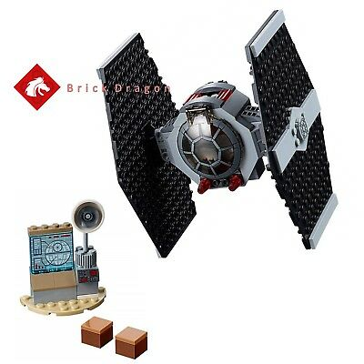 LEGO Star Wars TIE Fighter Attack Age 4+ 75237 *NO MINIFIGURES*