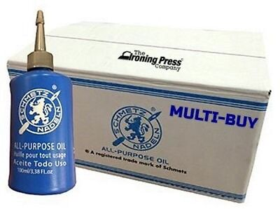Schmetz Clear All-Purpose Sewing Machine Oil (BULK DISCOUNT FOR HUGE SAVINGS!!)