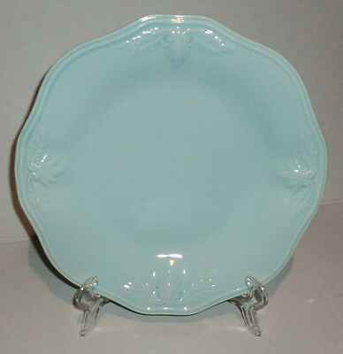 """New Lenox Butler's Pantry Gourmet Blue 91/2"""" Individual Earthenware Accent Plate"""