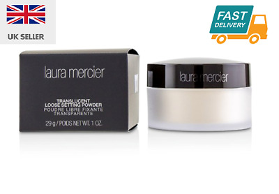 Laura Mercier Loose Setting Translucent Face Make Up Powder 29g 1oz BNIB