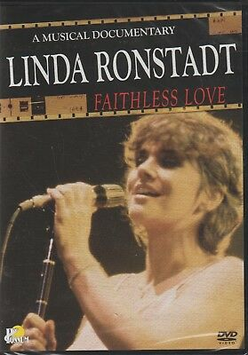 Linda Ronstadt - Live - Faithless Love:  New Dvd Pal System