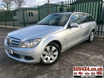 2011 11 Mercedes-Benz C Class 1.8 C180 Cgi Blueefficiency Executive Se 5D Auto 1