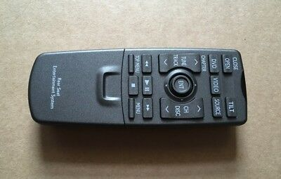 Lexus LX570 Rear DVD Remote 86170-50230 8617050230 2012 TESTED