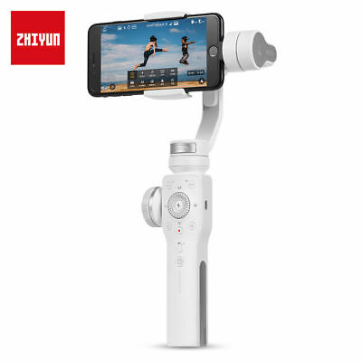 Zhiyun Gimbal Stabilizer Smooth 4 3-Axis Handheld for Smartphone - White Colour