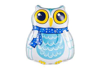 """Big Mouth Big Owl Snow Tube Inflatable Includes Patch Kit Size 48x39x14"""""""