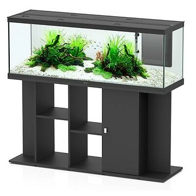 Best Aquarium and Stand Sets Freshwater Black Energy Efficient 365L LED Lighting