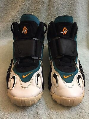 fb332716d5838a Nike Air Max Speed Turf Miami Dolphin Dan Marino Retro 525225-100 Men s  Size 12
