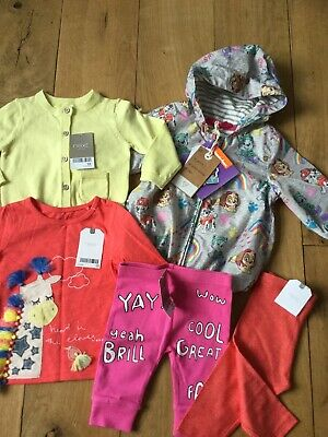 Next Baby Girl Clothes Bundle Brand New With Tags 3-6 Months