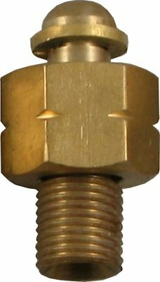 """SWP 3//8/"""" BSP FEMALE THREAD TO 1//4/"""" HOSE FITTING LEFT HAND NUT HOSE TAIL SET"""