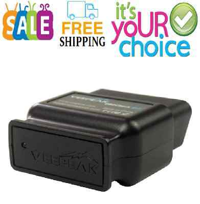 Veepeak OBDCheck BLE Bluetooth 4.0 OBD2 Scanner Adapter for iOS Android Car in