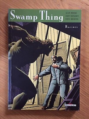 Swamp Thing T1 EO
