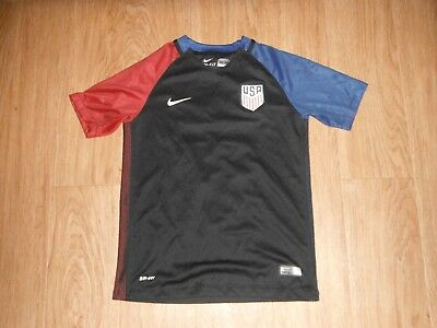 factory price 42f02 cc67f USA WOMEN'S NATIONAL Team Alex Morgan #13 NIKE Jersey Girls Medium World  Cup!!