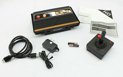 Atari Flashback 9 Gold Classic 720p Gold Game Console w/ 120 Games #ATARIFLSHGLD