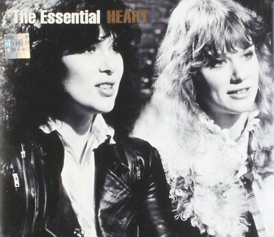 HEART - The Very Best Of - Greatest Hits - Essential Collection 2 CD DOUBLE NEW