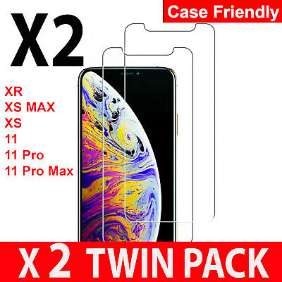 Gorilla Tempered Glass Screen Protector For New iPhone XS Max XR XS X 11 PRO MAX