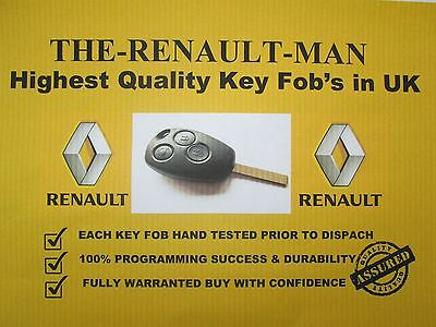 3 button key fob suitable for Nissan Primastar new ready to program 2007-2014