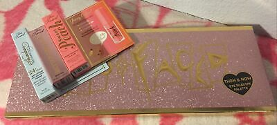 Lim.Edt. TOO FACED Then & Now Eyeshadow Palette-Cheers to 20 Years + TF Products