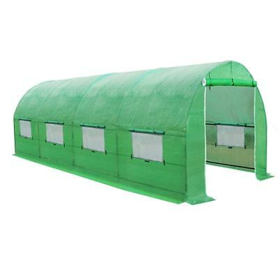 BenefitUSA GH052 Larger Hot Green House 20'X10'X7' Walk in Outdoor Plant...