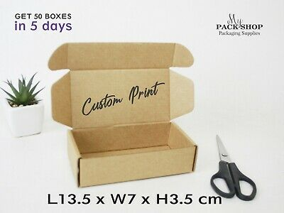 Small Postal Cardboard Boxes Soap Royal Mail Strong Postage Carton Packaging Box