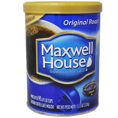 Maxwell Coffee Diversion Hidden Safe Secret Stash Home Security Container (s520)