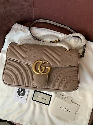 9fe4621179b ... Plus Mermaid Tattoo Meier Hobo BAG Handbag 2 254639 9083.  369.99 Buy  It Now 26d 16h. See Details. New Gucci GG Small Marmont Leather Dusty Pink  ...