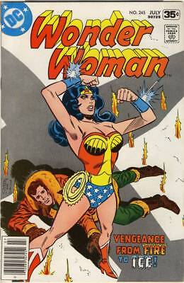 SALE! Wonder Woman #245 ~ July 1978 ~ 9.0 VF/NM ~ Gorgeous Copy! ~ Bronze Age